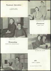 Page 13, 1957 Edition, Dickerson High School - Tru Ce Yearbook (Trumansburg, NY) online yearbook collection