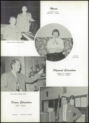 Page 14, 1957 Edition, Dickerson High School - Tru Ce Yearbook (Trumansburg, NY) online yearbook collection