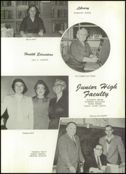 Page 15, 1957 Edition, Dickerson High School - Tru Ce Yearbook (Trumansburg, NY) online yearbook collection