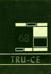 1968 Edition, Dickerson High School - Tru Ce Yearbook (Trumansburg, NY)