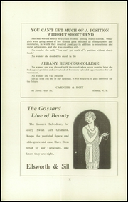 Page 12, 1924 Edition, Cooperstown Central High School - Reflections Yearbook (Cooperstown, NY) online yearbook collection