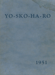 Schoharie Central High School - Yo Sko Ha Ro Yearbook (Schoharie, NY) online yearbook collection, 1951 Edition, Page 1