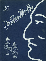 Page 1, 1959 Edition, Schoharie Central High School - Yo Sko Ha Ro Yearbook (Schoharie, NY) online yearbook collection