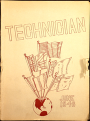 Page 1, 1946 Edition, Alexander Hamilton Vocational High School - Technician Yearbook (Brooklyn, NY) online yearbook collection