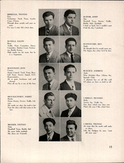 Page 17, 1946 Edition, Alexander Hamilton Vocational High School - Technician Yearbook (Brooklyn, NY) online yearbook collection