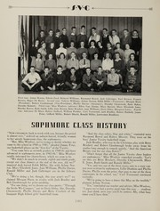 Page 14, 1944 Edition, Sauquoit Valley Central High School - Saghdaquadah Yearbook (Sauquoit, NY) online yearbook collection