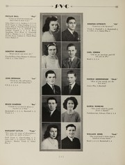 Page 6, 1944 Edition, Sauquoit Valley Central High School - Saghdaquadah Yearbook (Sauquoit, NY) online yearbook collection
