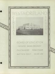 Page 9, 1942 Edition, Westmoreland Central High School - Years End Yearbook (Westmoreland, NY) online yearbook collection