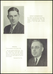 Page 11, 1949 Edition, Randolph Central School - Hilltop Yearbook (Randolph, NY) online yearbook collection