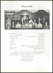 Page 10, 1952 Edition, Randolph Central School - Hilltop Yearbook (Randolph, NY) online yearbook collection