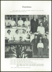 Page 14, 1952 Edition, Randolph Central School - Hilltop Yearbook (Randolph, NY) online yearbook collection