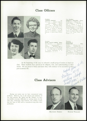 Page 16, 1952 Edition, Randolph Central School - Hilltop Yearbook (Randolph, NY) online yearbook collection