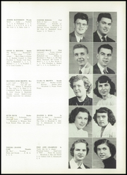 Page 17, 1952 Edition, Randolph Central School - Hilltop Yearbook (Randolph, NY) online yearbook collection