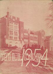 Page 1, 1954 Edition, Randolph Central School - Hilltop Yearbook (Randolph, NY) online yearbook collection