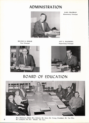 Page 10, 1960 Edition, Randolph Central School - Hilltop Yearbook (Randolph, NY) online yearbook collection