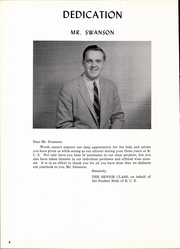 Page 8, 1960 Edition, Randolph Central School - Hilltop Yearbook (Randolph, NY) online yearbook collection