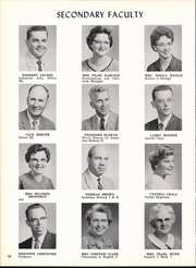 Page 14, 1961 Edition, Randolph Central School - Hilltop Yearbook (Randolph, NY) online yearbook collection