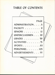 Page 6, 1961 Edition, Randolph Central School - Hilltop Yearbook (Randolph, NY) online yearbook collection