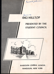 Page 5, 1962 Edition, Randolph Central School - Hilltop Yearbook (Randolph, NY) online yearbook collection