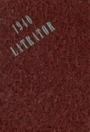 Page 1, 1940 Edition, Barker Central High School - Latrator Yearbook (Barker, NY) online yearbook collection