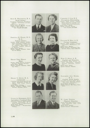 Page 12, 1940 Edition, Barker Central High School - Latrator Yearbook (Barker, NY) online yearbook collection