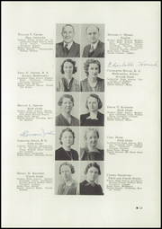 Page 13, 1940 Edition, Barker Central High School - Latrator Yearbook (Barker, NY) online yearbook collection