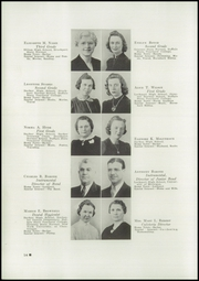 Page 14, 1940 Edition, Barker Central High School - Latrator Yearbook (Barker, NY) online yearbook collection