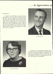 Page 14, 1968 Edition, Barker Central High School - Latrator Yearbook (Barker, NY) online yearbook collection