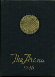 Canisius High School - Arena Yearbook (Buffalo, NY) online yearbook collection, 1946 Edition, Page 1