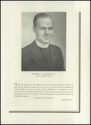 Page 11, 1948 Edition, Canisius High School - Arena Yearbook (Buffalo, NY) online yearbook collection