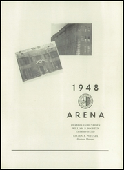 Page 5, 1948 Edition, Canisius High School - Arena Yearbook (Buffalo, NY) online yearbook collection