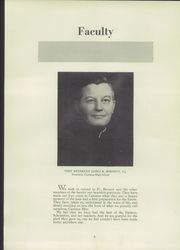 Page 11, 1951 Edition, Canisius High School - Arena Yearbook (Buffalo, NY) online yearbook collection