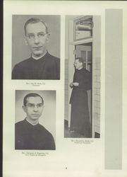 Page 13, 1951 Edition, Canisius High School - Arena Yearbook (Buffalo, NY) online yearbook collection