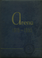 Canisius High School - Arena Yearbook (Buffalo, NY) online yearbook collection, 1955 Edition, Page 1