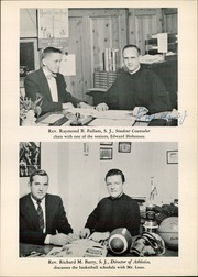 Page 15, 1956 Edition, Canisius High School - Arena Yearbook (Buffalo, NY) online yearbook collection