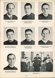 Page 17, 1956 Edition, Canisius High School - Arena Yearbook (Buffalo, NY) online yearbook collection