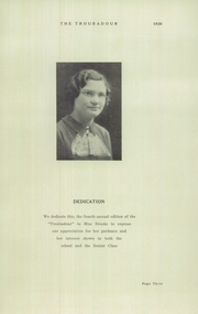 Page 5, 1935 Edition, Kendall High School - Troubadour Yearbook (Kendall, NY) online yearbook collection