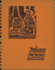 1940 Edition, Mohawk High School - Mohican Yearbook (Mohawk, NY)