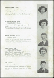 Page 11, 1947 Edition, Mohawk High School - Mohican Yearbook (Mohawk, NY) online yearbook collection