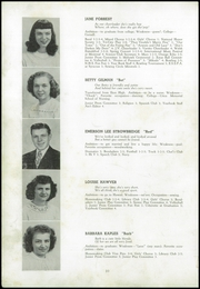 Page 12, 1947 Edition, Mohawk High School - Mohican Yearbook (Mohawk, NY) online yearbook collection