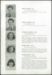 Page 14, 1947 Edition, Mohawk High School - Mohican Yearbook (Mohawk, NY) online yearbook collection