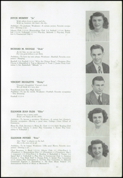 Page 15, 1947 Edition, Mohawk High School - Mohican Yearbook (Mohawk, NY) online yearbook collection