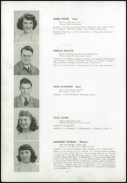 Page 16, 1947 Edition, Mohawk High School - Mohican Yearbook (Mohawk, NY) online yearbook collection
