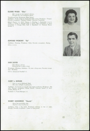 Page 17, 1947 Edition, Mohawk High School - Mohican Yearbook (Mohawk, NY) online yearbook collection
