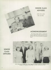 Page 10, 1949 Edition, West Rochester High School - W Yearbook (Rochester, NY) online yearbook collection