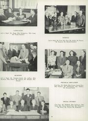 Page 14, 1949 Edition, West Rochester High School - W Yearbook (Rochester, NY) online yearbook collection