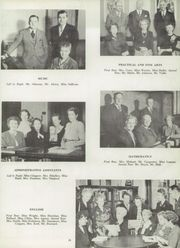 Page 15, 1949 Edition, West Rochester High School - W Yearbook (Rochester, NY) online yearbook collection