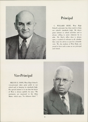 Page 12, 1951 Edition, West Rochester High School - W Yearbook (Rochester, NY) online yearbook collection