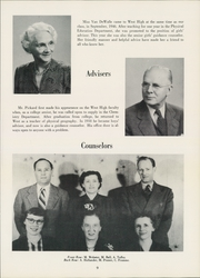 Page 13, 1951 Edition, West Rochester High School - W Yearbook (Rochester, NY) online yearbook collection