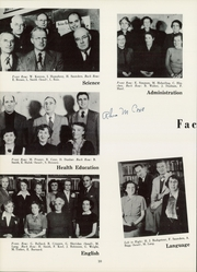 Page 14, 1951 Edition, West Rochester High School - W Yearbook (Rochester, NY) online yearbook collection